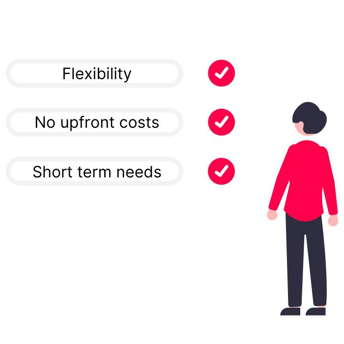 benefits of rental