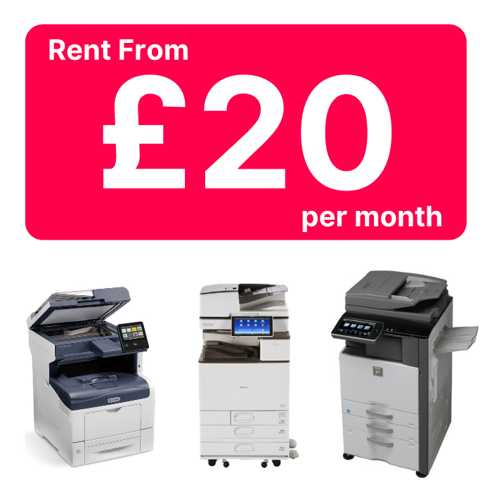 photocopier rental Derby